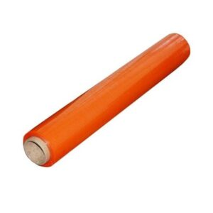 стрейч пленка оранжевая