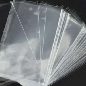 Прозрачные пакеты